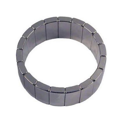 Neodymium permanent magnet arc 40uh