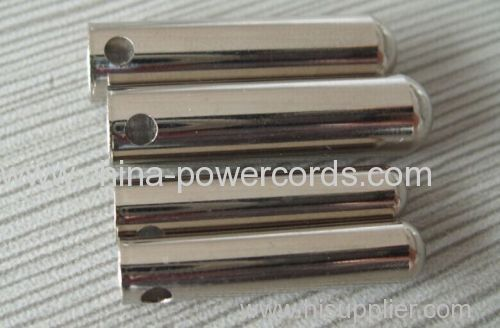 6amp India hollow brass pins