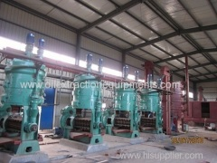 The most advanced cotton seed oil machine