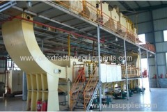 Rapeseed oil manufacturing line equipment