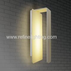 LED wall light 5W 6W Aluminum white