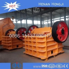 Jaw crusher for copper ore crushing