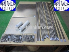 NITI rod for antenna diameter 10mm and 12.5mm length1200mm AF=15+/-5 degree