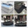 Coating PVC rubber blanket cutting machine