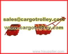 Cargo trolleys instruction and price list