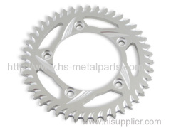 OEM stainless steel gear