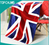 UK USA canada flag beach towel