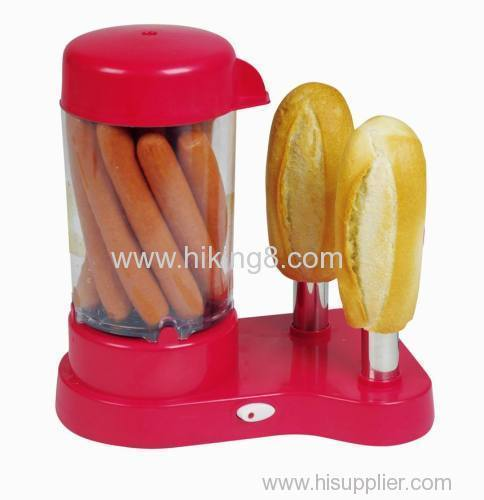home electric hot dog maker hot dog machine hd556 manufacturer from china hiking electronic co. Black Bedroom Furniture Sets. Home Design Ideas