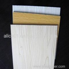 Cherry Wood grain Melamine MDF