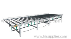Motorized Roller Conveyor Belt Table