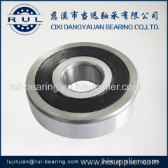 Stainless steel deeply groove ball bearings