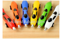 Novelty Plastic Toy Car Shaped Ball Point Pen
