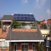 Mini solar project on grid solar panel system 1500W