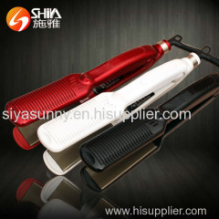 30 Seconds Fast Heating Titanium Hair Straightener flat iron