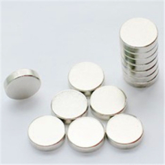 Strong Permanent Neodymium Handbag Magnet Button