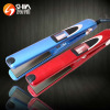 Digital LCD temperature hair straightener flat iron