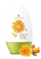 Secret Nature Calendula Sun Cream