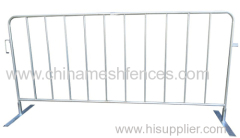 Galvanized Dipped Steel Road Barricades