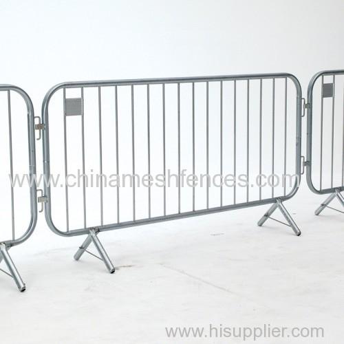 Metal Steel Crowd Control Barrier ( Factory & Exporter)