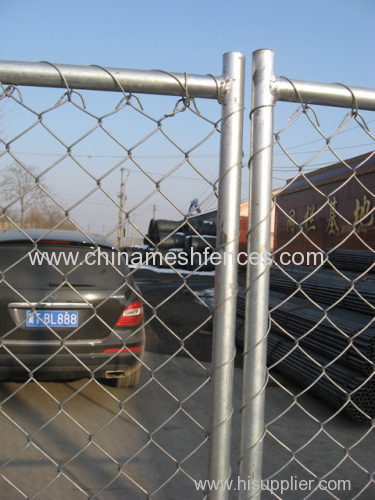 6ftX12ft Temporary Chain Link Fence Panel