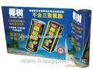 Customized Plastic Packaging Film Roll For Advertising Valance Printing