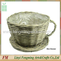 white willow basket with low price