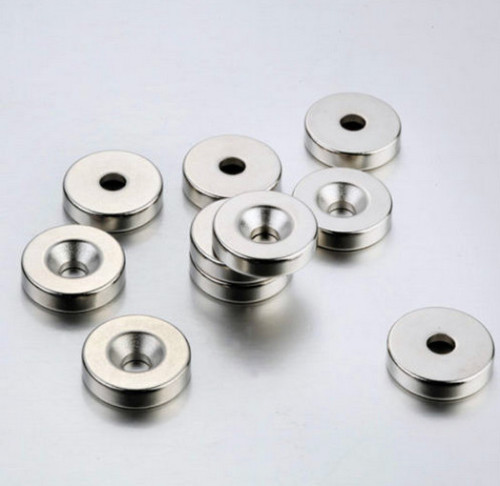 High Power Industrial Neodymium Ring Magnet Manufacturer