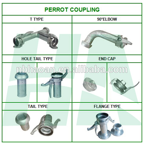 perrot coupling(water pump coupling)