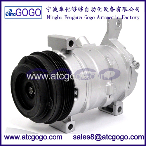 10S17F AC Compressor FOR Escalate Tahoe Silverado Avalanche Yukon 77377