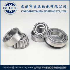 Double rows tapered roller bearings