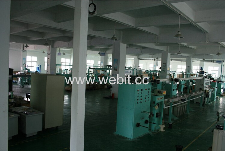 network cable producing group