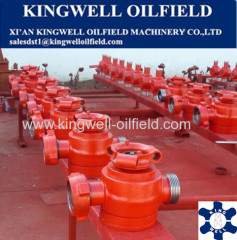 "High Quality API 6A Standard 2"" 1502 Plug Valves"