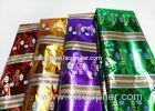 Twist Film 22u For Snack Packaging Bags , Printed Twist Material Film Rolls