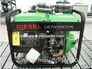 5kva Yanmar Diesel Generator Set / Small Portable Genset 4.5kva