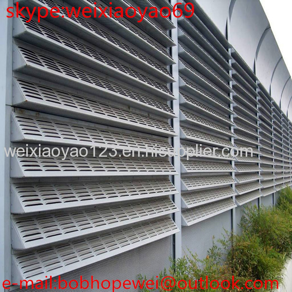 sound barrier/highway noise barrier/sound proof screens HY