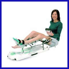 Knee rehabilitation equipment for the elderly