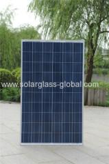 poly 150w solar panel