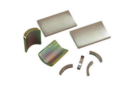 Strong Neodium Motor Arc Magnet