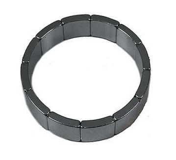 Super neodimium arc segment magnet