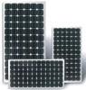 150w mono tempered solar panel