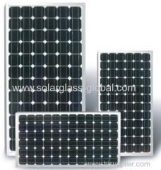 150w أحادية الألواح الشمسية خفف