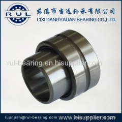 Needle roller bearings with inner ring