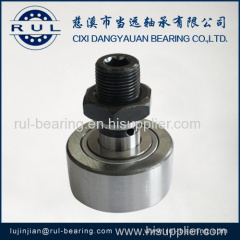 Curve contact roller bearings