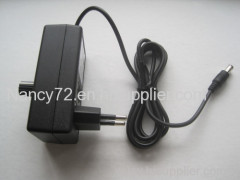 Adjustable Power Supply 12V 1A Power Adapter With Eu plugs 5.5*2.1mm