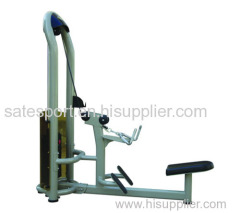 Low Row for Muscle exerciser