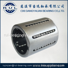 Liner movement type bearings