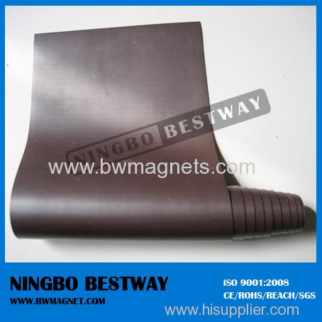 Permanent Rubber Magnet Fridge magnet