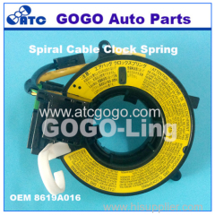 High Quality Spiral Cable Clock Spring For Lancer Outlander L200 OEM MR583930 8619-A016 8619A016