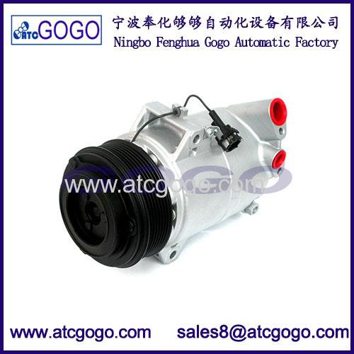 Dks17d a c compressor nissan pathfinder 2005 2010 4 0l v6 for 2002 nissan pathfinder motor oil type