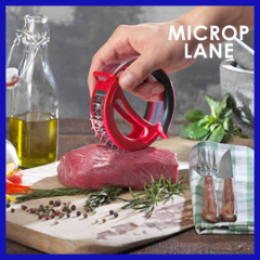 Microplane Easy Handle Easy Prep Meat Tenderizer